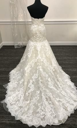 Veil for mermaid dress? Photos please or suggestions? (picture!) 1