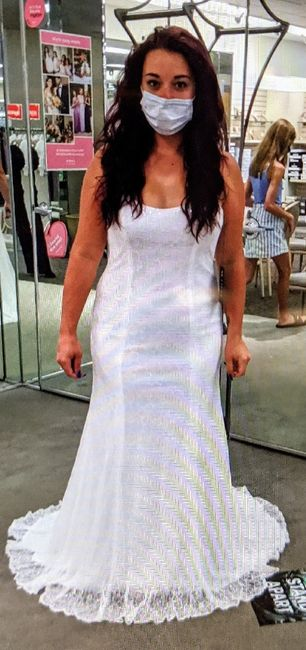 Changing mind on wedding dress 3