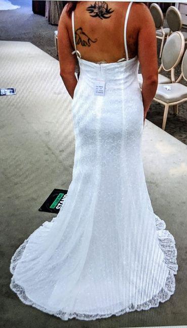 Changing mind on wedding dress 4