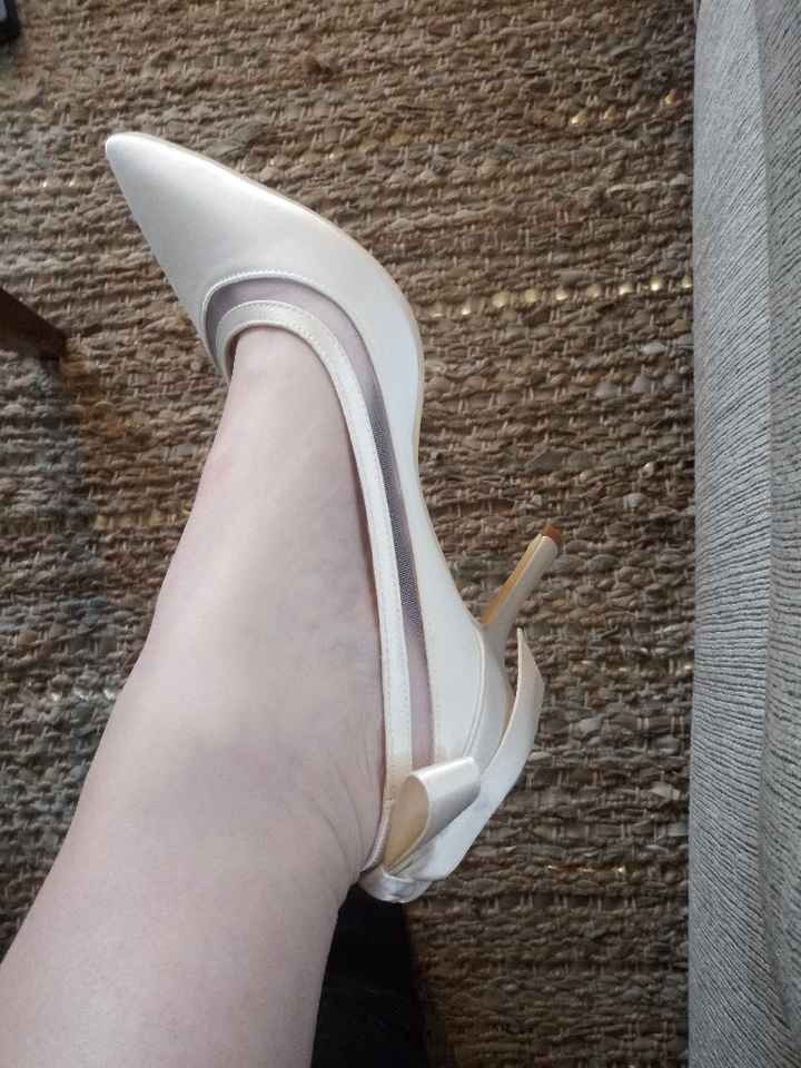 Show Me Your Wedding Shoes! - 1