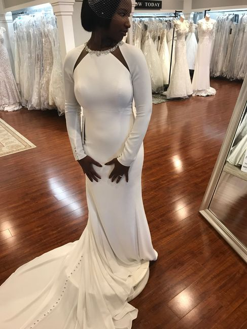 Let me see your dresses! 12