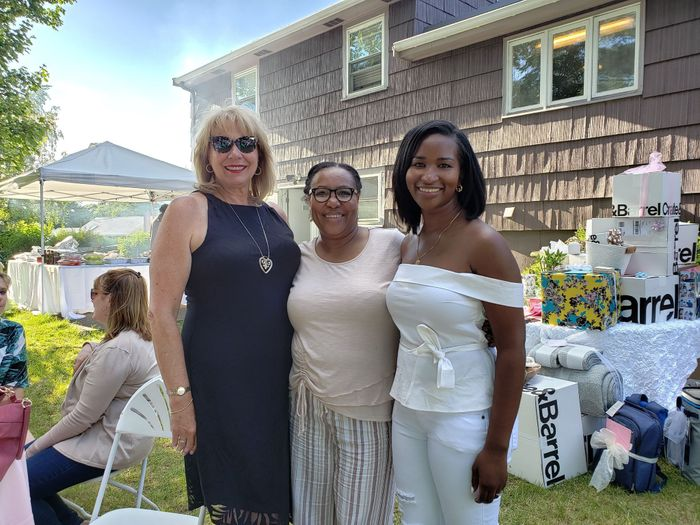 Pic heavy - Tropical Bridal Shower 9