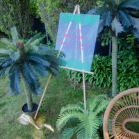 Pic heavy - Tropical Bridal Shower - 1