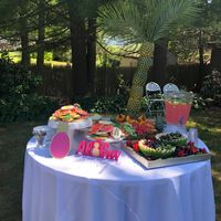 Pic heavy - Tropical Bridal Shower - 2