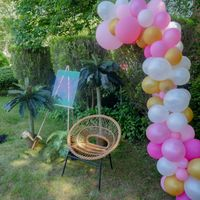 Pic heavy - Tropical Bridal Shower - 5