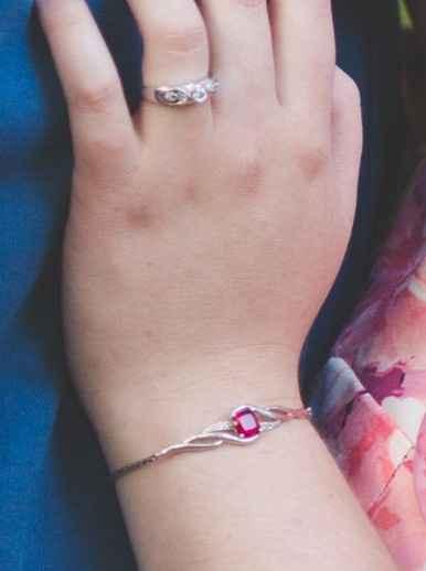 Bracelet or Bare Wrists? - 1