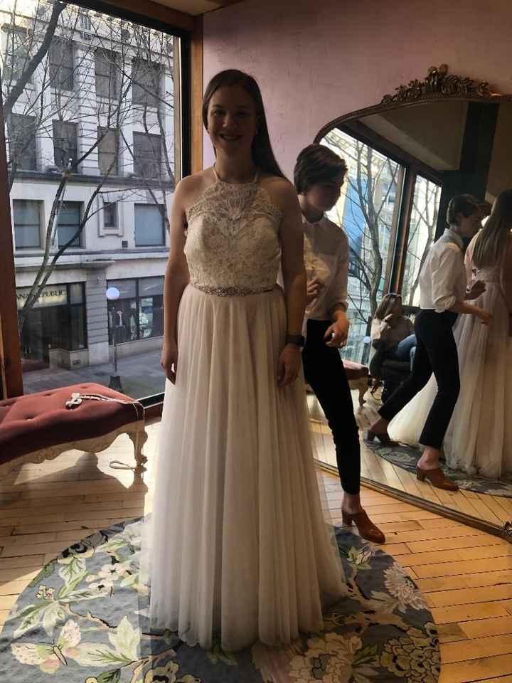 Found my dress! 13