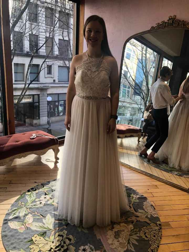 Show us your summer wedding dresses? 3