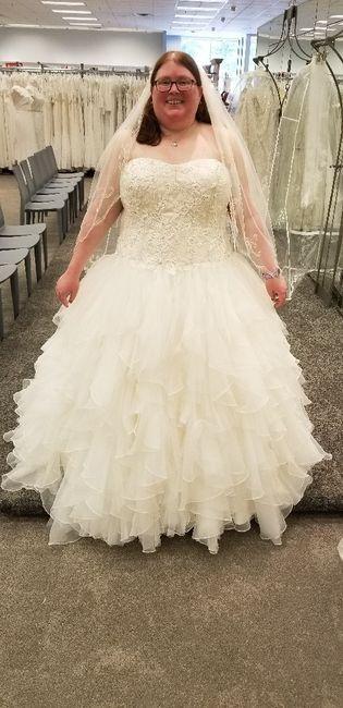 Mermaid/trumpet wedding gowns! 1