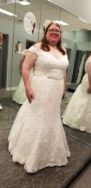 Mermaid/trumpet wedding gowns! 24