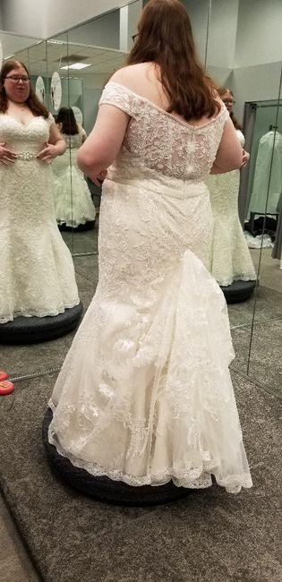 Mermaid/trumpet wedding gowns! 25