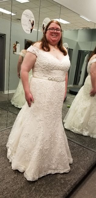 i found my dress!!!! i would love to see pictures of everyone else's!!! 6