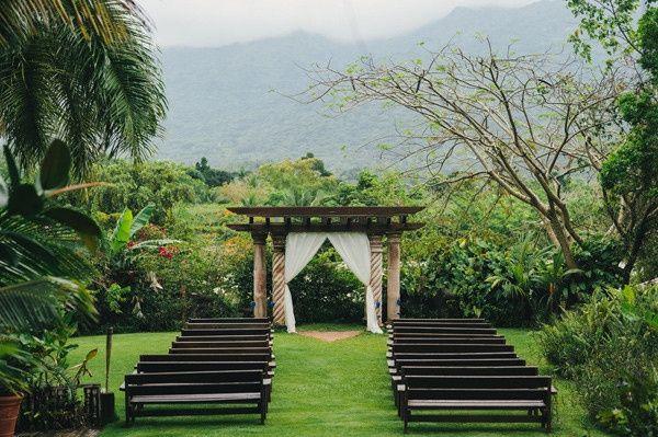 Puerto Rico Wedding Venue.Outdoor Nature Venue In Puerto Rico Weddings Planning Wedding