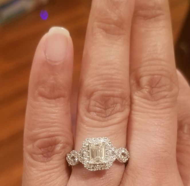 Can i start a new ring thread! Let's see that bling! 2