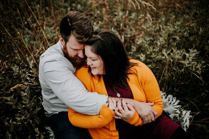 engagement pics - show me your favorite picture 6
