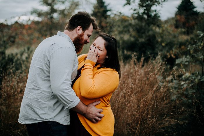 engagement pics - show me your favorite picture 7