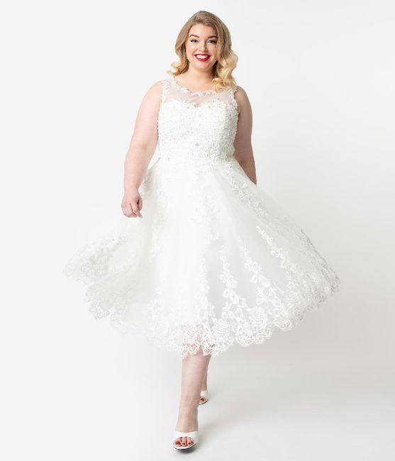 finally found my dress! 5