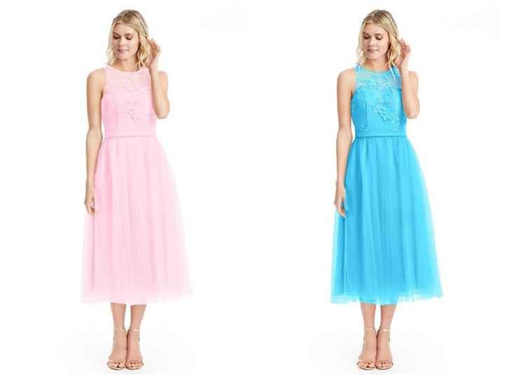 Bridesmaids dress - 1