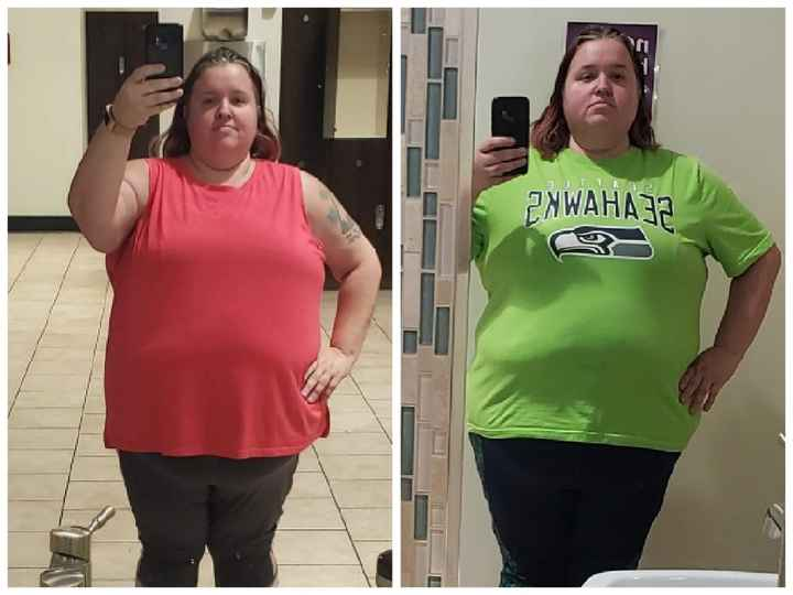 Weight loss to date - 1