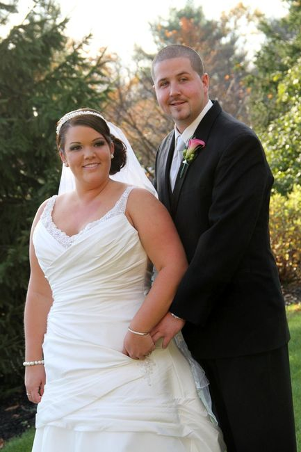 We are married! Here are some non-pro pics (pic heavy!!) **update page 2**