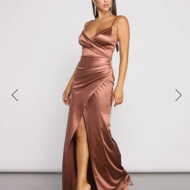 Bridesmaid dress help - 3