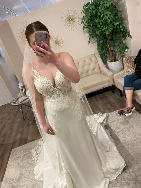 2020 wedding dresses!! Just bought mine!! 11