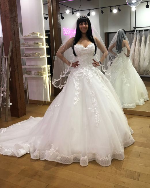 Let me see your dresses! 10
