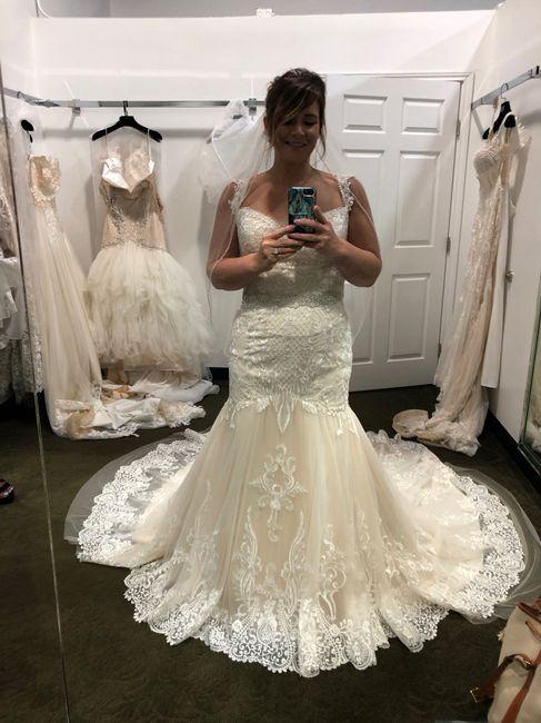 Wedding Dress Silhouettes! Ballgown, Mermaid, or Sheath? - 2