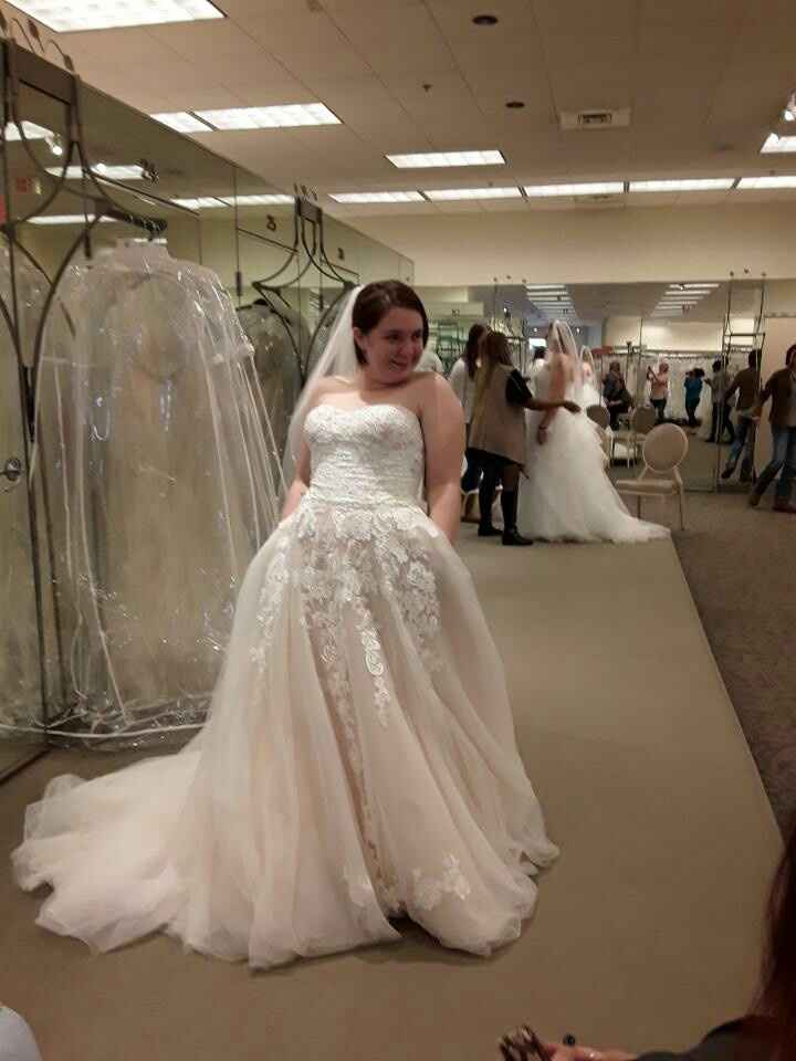 What's your favorite part of your wedding dress? 😍 - 2