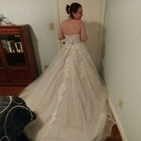 What's your favorite part of your wedding dress? 😍 - 1