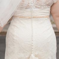 Bustle for sheath gown - 1