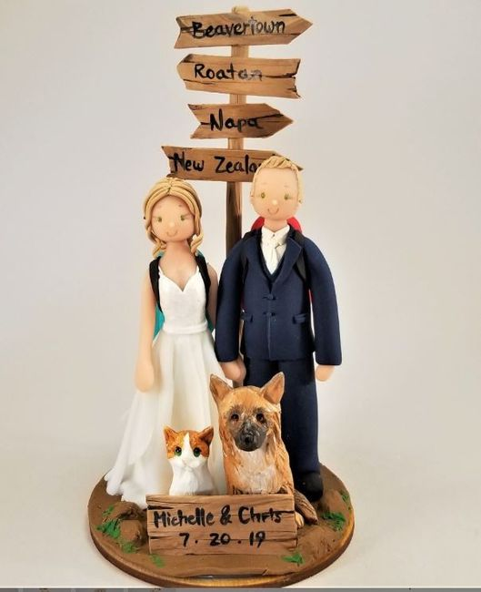 Show me your cake toppers 6