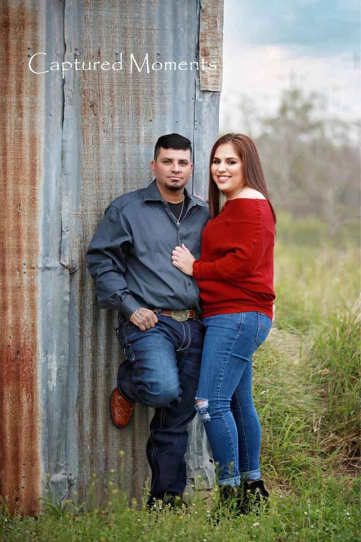 What are you wearing for your engagement pictures? - 1