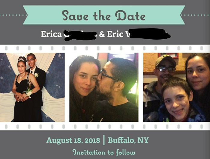 lets see your save the date Pictures! 14