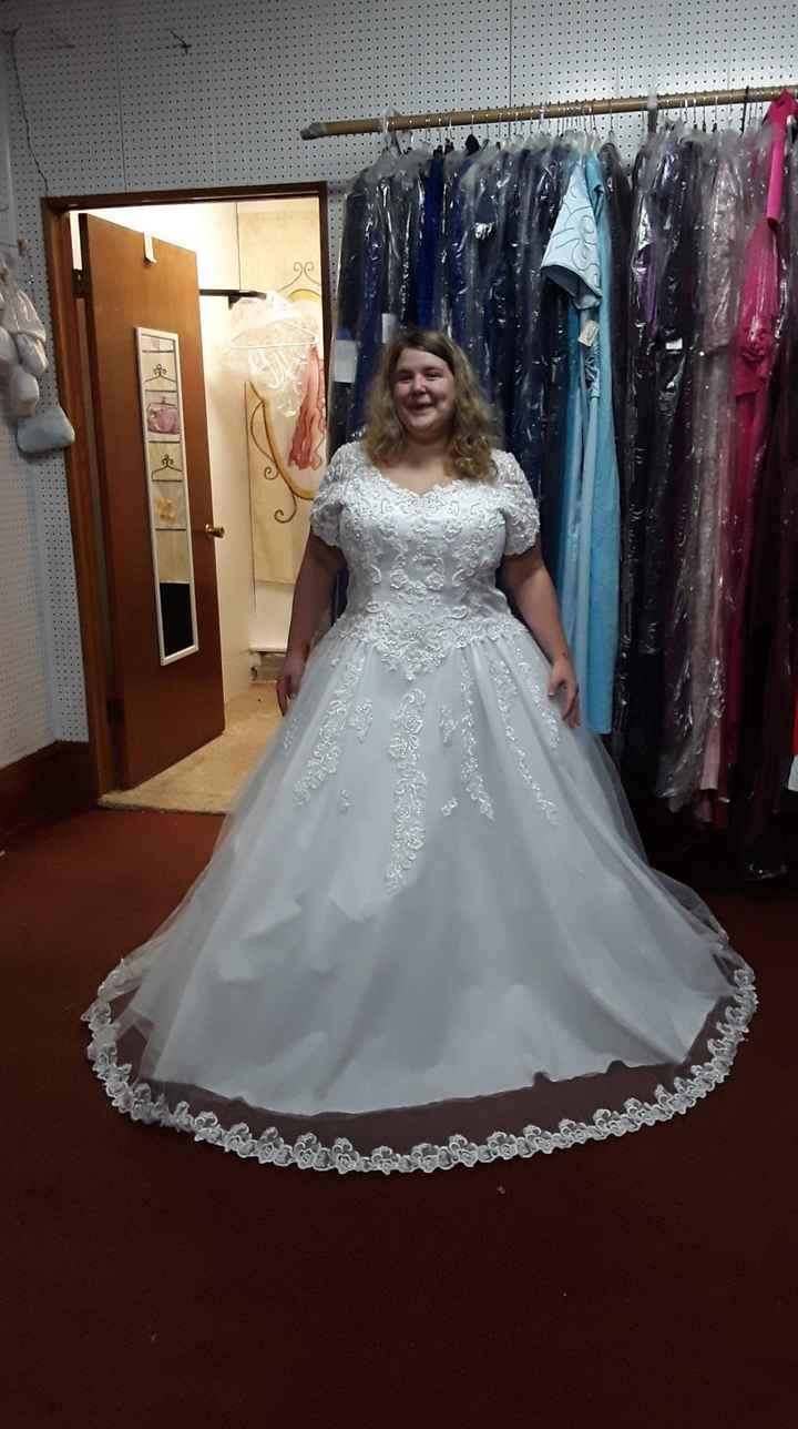 Desrocher Wedding Dress