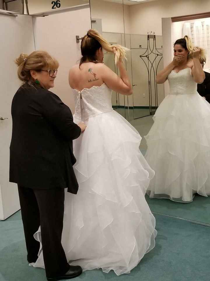 i said yes to my dress!! - 1