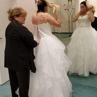 i said yes to my dress!! - 1