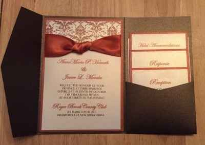 How did you do your invites?