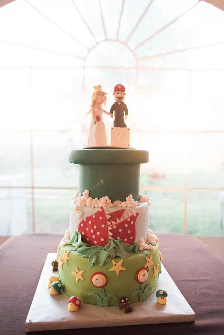 Cake simple vs. detailed