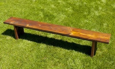 Wood Bench For Rental Weddings Style And Décor Wedding Forums