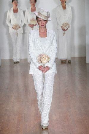 1e95e19e413fd Bridal pant suits  Yay or nay