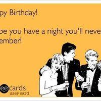 So, it's VM's Birthday...