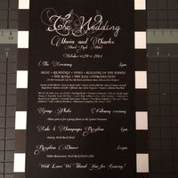 Invitations? DIY from a craft store or buy online?