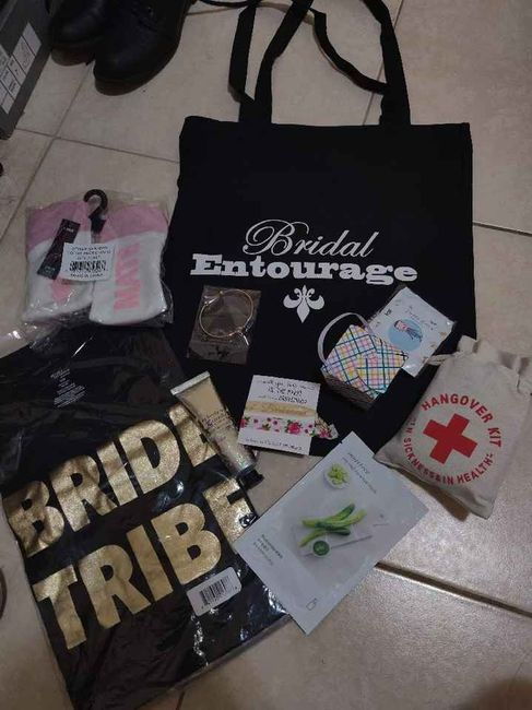 Bridal Party Gifts - 1