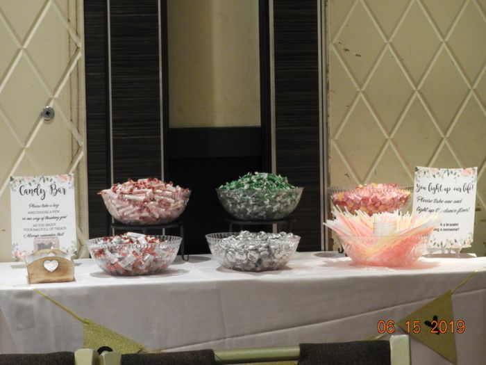 diy Candy Table - 1