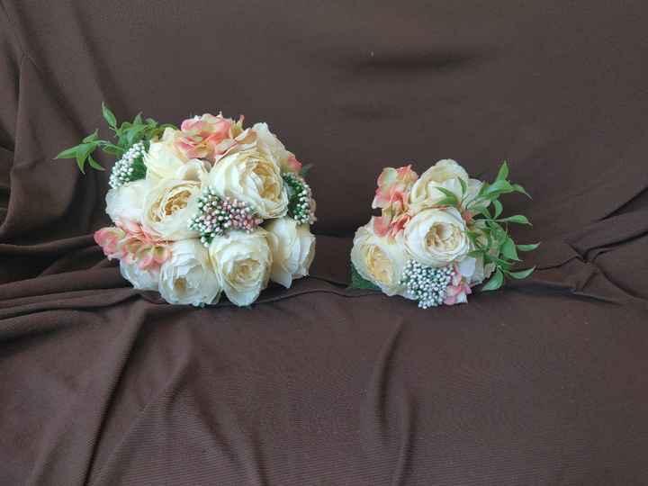 Budget Bride - Floral - 1