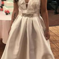What style of bride are you - and show me the dress that shows it (the one!)?! - 1
