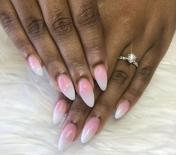 Nails for the big day 17