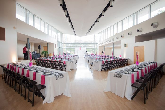 Ceremony And Reception In Same Room: Ceremony/ Reception In The Same Room?
