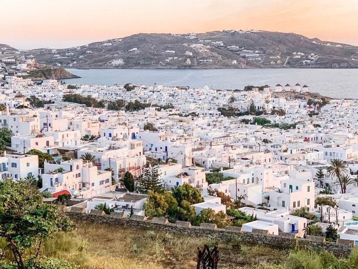 Greece (& Paris) Honeymoon Review 2